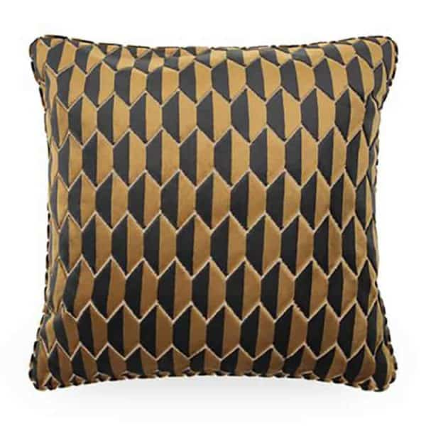 Bryant Bronze Pillow 1 - Interiology Design Co.