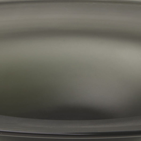 Cordelia Hand Blown Glass Plate 3 - Interiology Design Co.