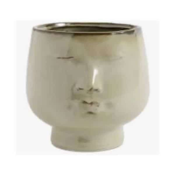 Face Pot 1 - Interiology Design Co.