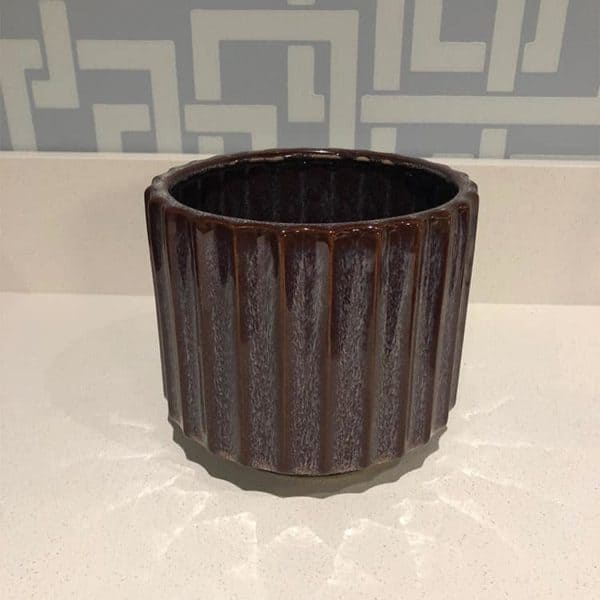 Groove Pot 1 - Interiology Design Co.