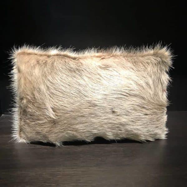 Hair-On-Hide Pillow 1 - Interiology Design Co.