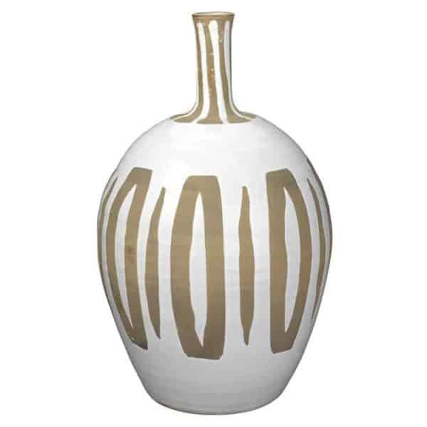 Kindred Ceramic Vase 1 - Interiology Design Co.