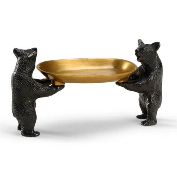 Bears Bearing Dish 1 - Interiology Design Co.